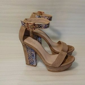 Vince Camuto heels size 6.5M